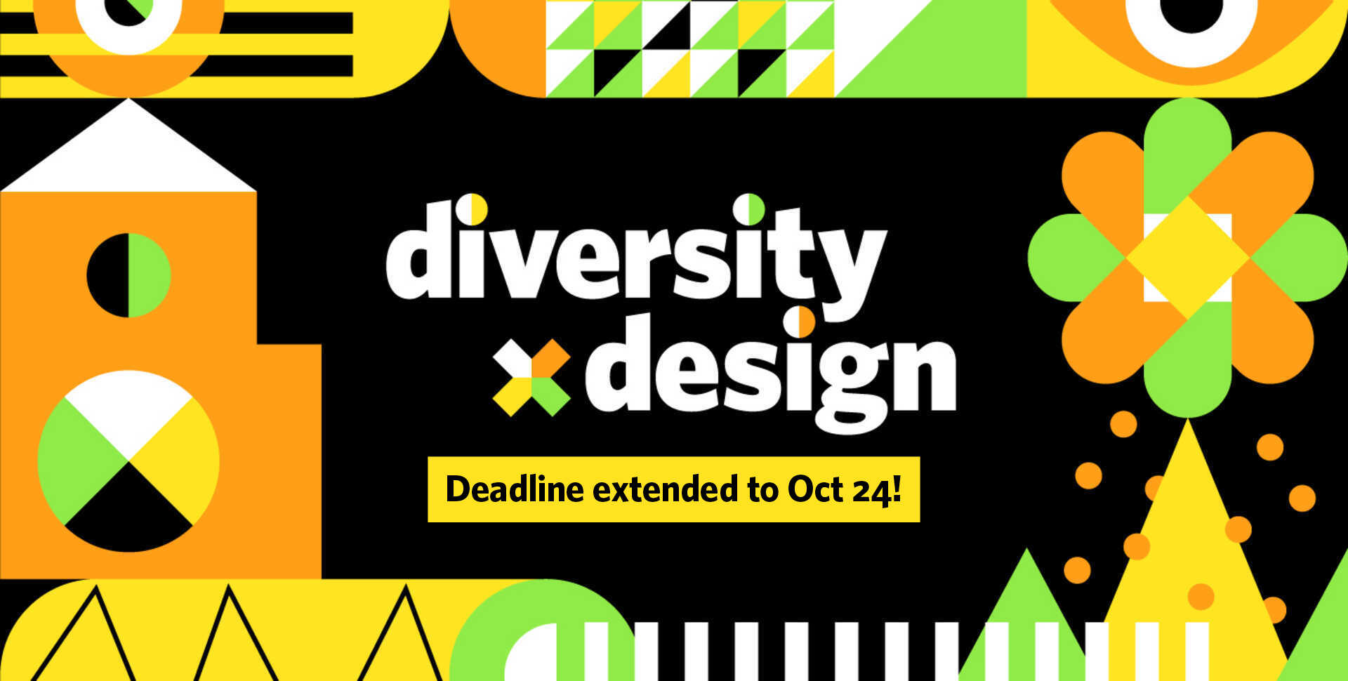 Deadline extended to October 24