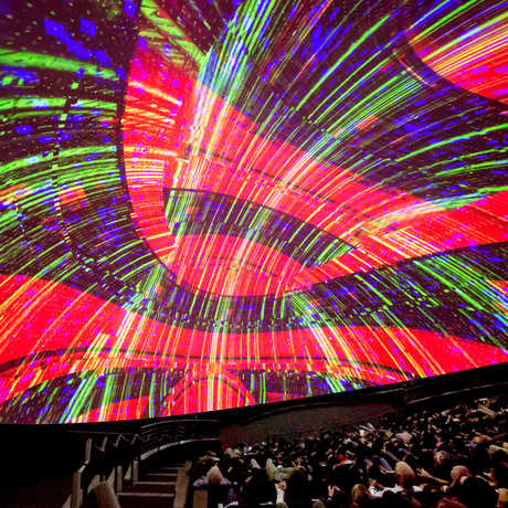 vortex 2.0 planetarium nightlife calacademy