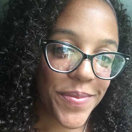 Closeup of Dr. Jessica Ware