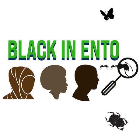 logo for Black in Ento