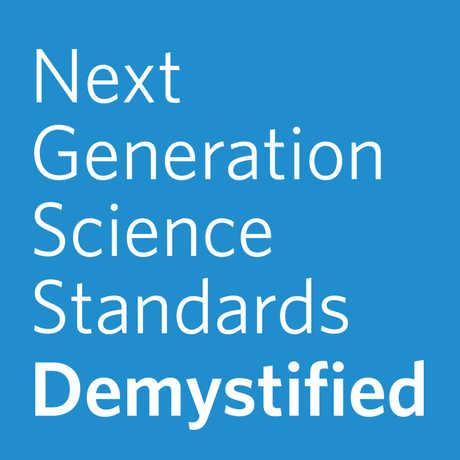 NGSS Demystified wordmark