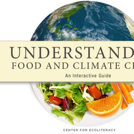 Understanding food and climate chance, an interactive guide.