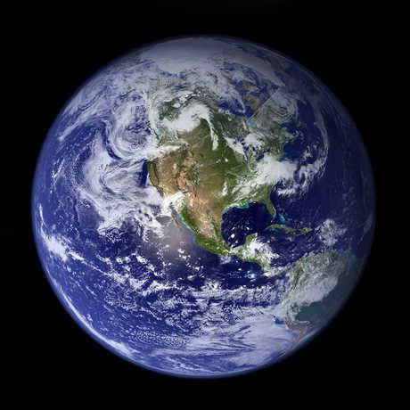 NASA Earth image