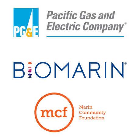 PG&E, Biomarin, Marin Community Foundation