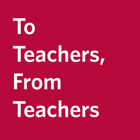 To teachers, from teachers: ideas on using this video clip