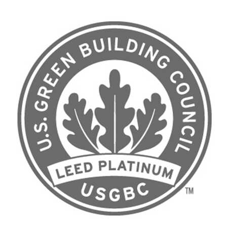 LEED Building certification badge