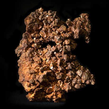 Raw copper; Photo: Kat Whitney