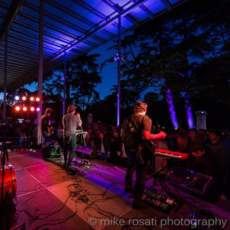 NightLife LIVE stage
