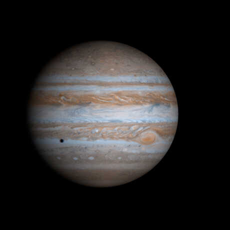 The planet Jupiter, by NASA
