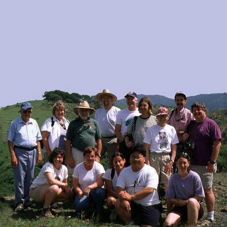 IZG Staff in the field.
