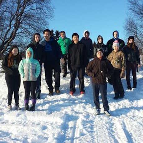 Alaska Network youth