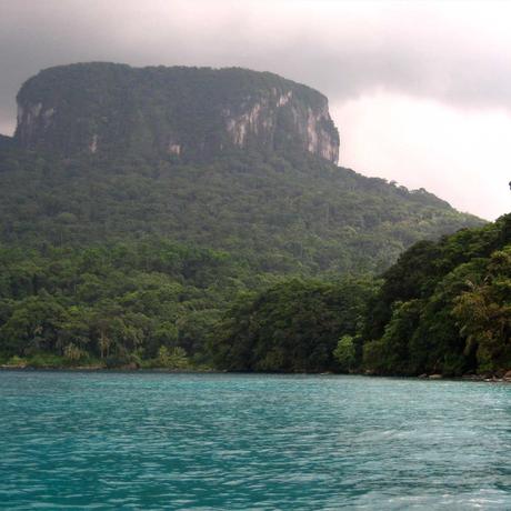 Príncipe landscape