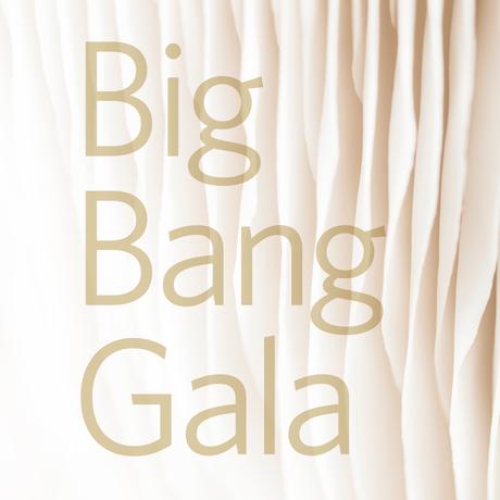 Big Bang Gala 2019 save the date graphic