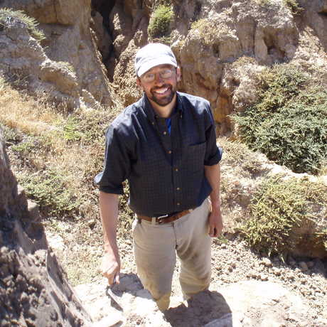 Associate Curator of Anthropology Dr. Todd Braje