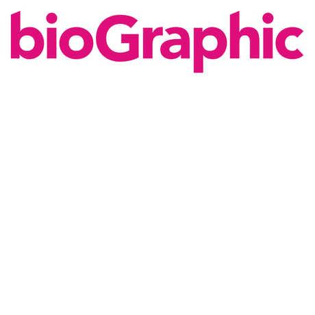 bioGraphic magazine wordmark