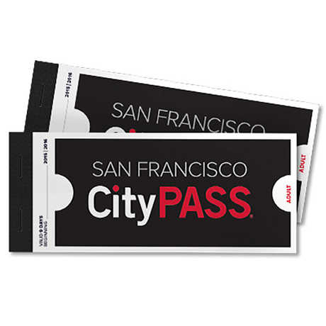 Image of San Francisco CityPASS ticket booklet