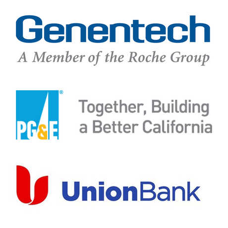 Genentech, PG&E, and Union Bank sponsored Academy field trips.