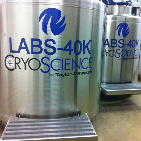 liquid nitrogen freezers