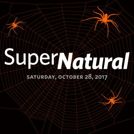 SuperNatural event logo