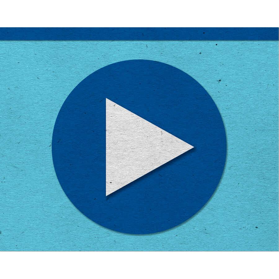 Felt video icon