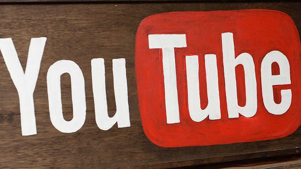 YouTube on wood, daily genius