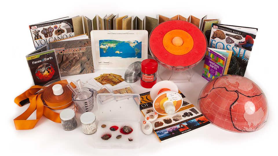 Geology Kit 6-12