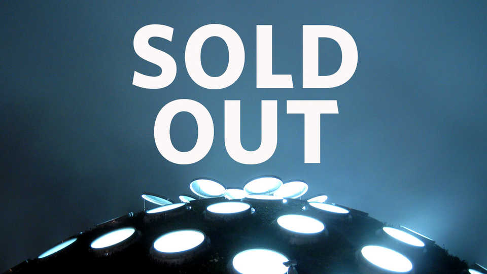 The August 10 NightLife event is SOLD OUT!