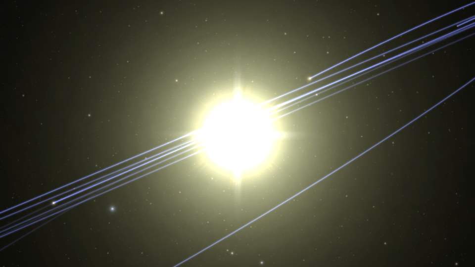 Explore the Solar System with a live presenter